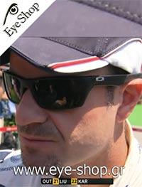 oakley jury sunglasses  rubens-barrichello-wearing-sunglasses-oakley-jury-4045.html ...