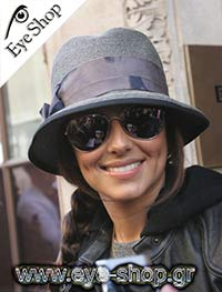 Cheryl Cole wearing RayBan sunglasses model 3025 Aviator and color W3274
