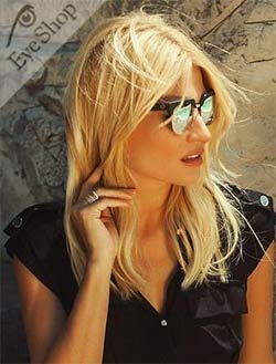 Fey Skorda wearing sunglasses Charlie Max BROLETTO