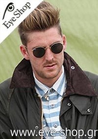 Henry Holland wearing  RayBan vintage sunlgasses model 3447 and color 9001A5