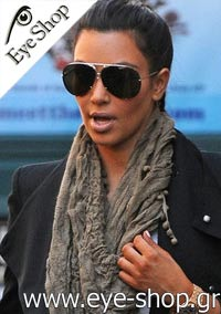 f0079563bc5c Kim Kardhasian wearing Porsche Design sunglasses model P8478 color Y  interchangable