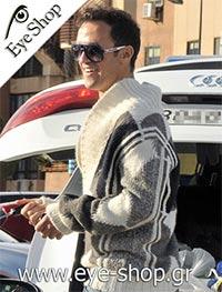 Ricardo-Carvalhowearing sunglasses Gucci1622