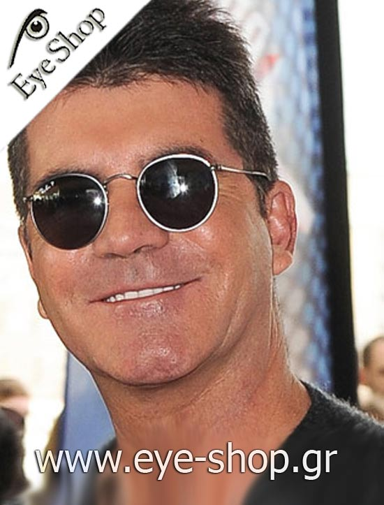 ray ban clubround celebrities