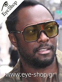320ab0d26c3 Rapper Will I Am με γυαλιά ηλίου Carrera sunglasses. Carrera 5530