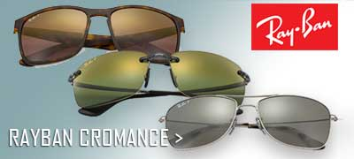 Rayban Chromance lenses collection