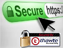 Total Security with EV SSL 256bit !!! Security Certificate