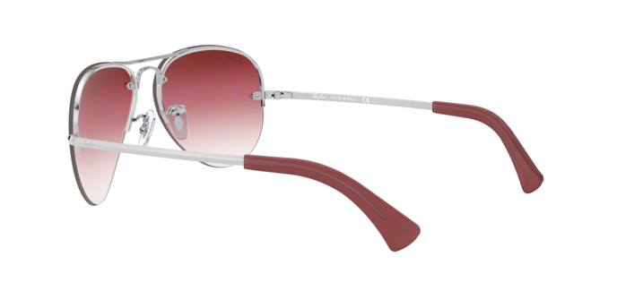 Rayban 3449 91280T 360 view