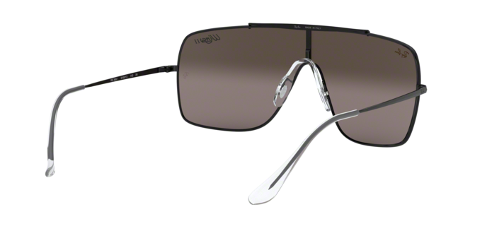Rayban 3697 Wings 9168Y3 360 view