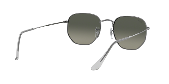 Rayban 3548N 004/71 Hex 360 view
