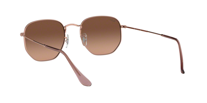 Rayban 3548N 9069A5 Hex 360 view