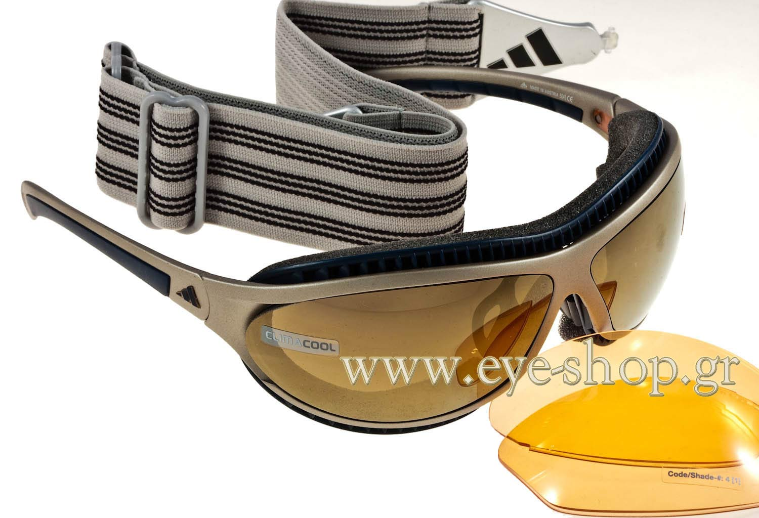 ee084767733c Enlarge Colors Discontinued. Sunglasses Adidas Elevation Climacool A136 ...