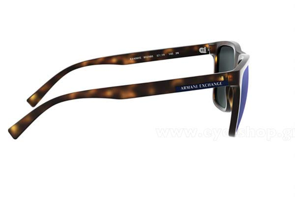 Armani Exchange model 4080S color 802980