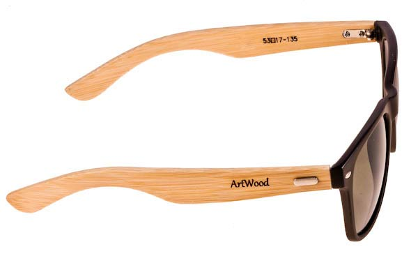 Artwood Milano model Bambooline 2 MP200 color MtBlack - bamboo Cat3