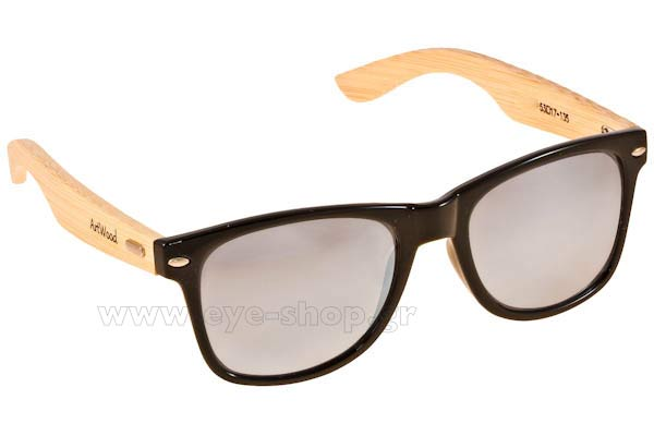 Antonis-Remos wearing sunglasses Artwood Milano Bambooline 2 MP200