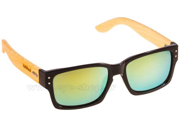Sunglasses Artwood Milano Holborn Blk GoldMirror Cat3