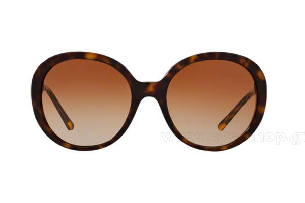 3d5a686f2b0 Frame Color DARK HAVANA - Lenses Color Brown gradient organic. Burberry  model 4239Q color 300213