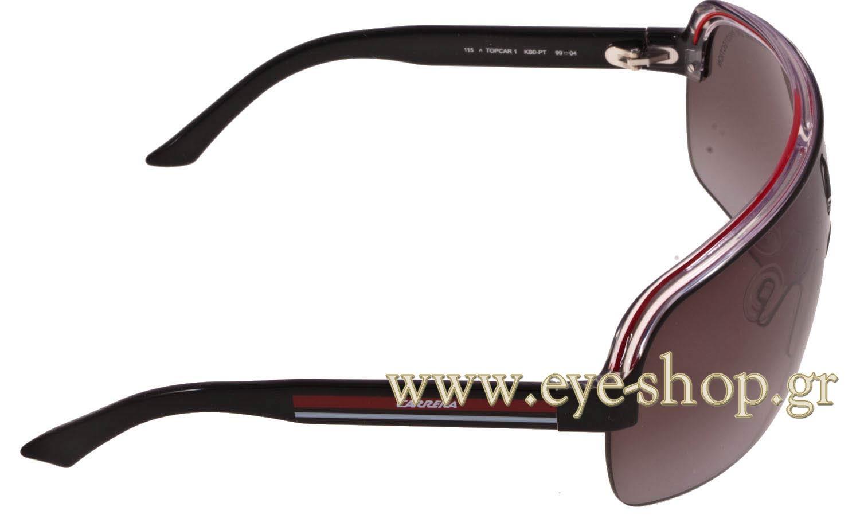 17915f3f317c0 CARRERA TOPCAR 1 KB0-PT 0   SUNGLASSES Unisex EyeShop