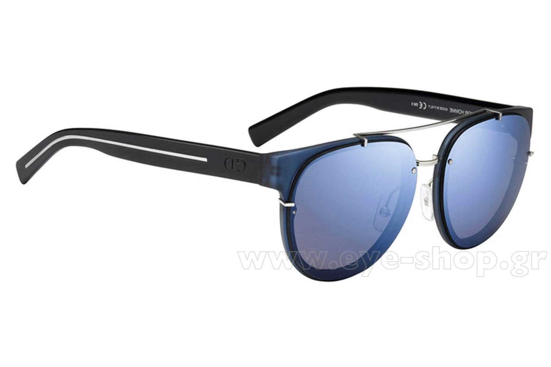 82cc2b7283680 SUNGLASSES Christian Dior BLACKTIE143S 3ZF (XT) BLUEBKCRY (BLU SKY SP)