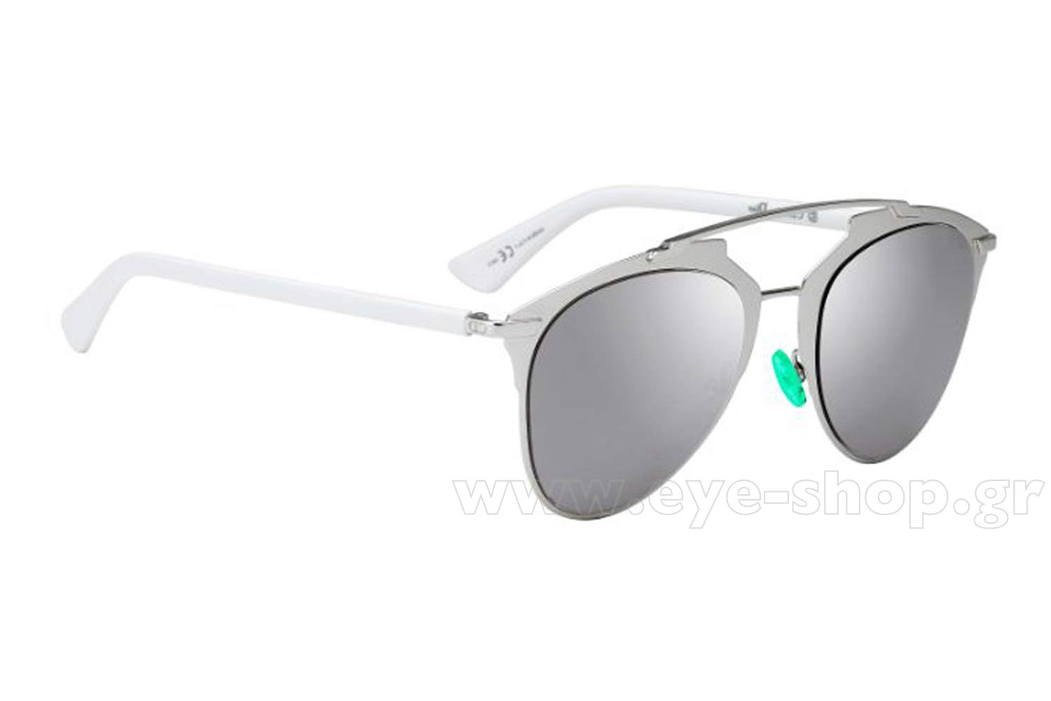 a21f191738d1 SUNGLASSES Christian Dior DIORREFLECTED 85L (DC) PALL WHIT (EXTRA WHITE ML)