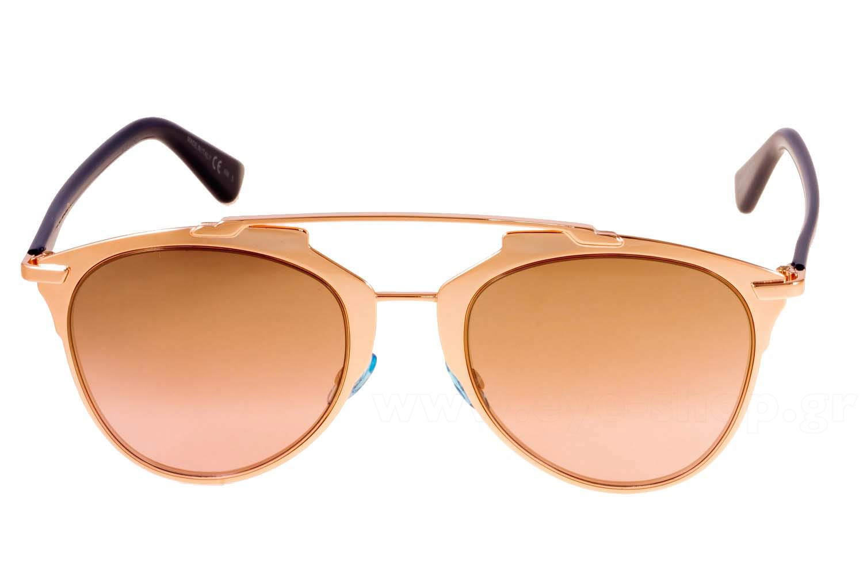 Dior Gold Frame Sunglasses : SUNGLASSES CHRISTIAN DIOR DIORREFLECTE 3210R GDCP 52? ...