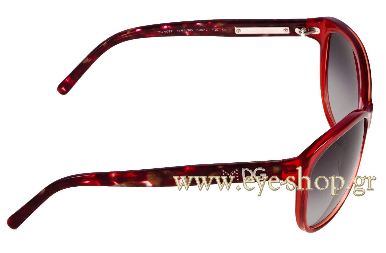 3c45d6fca6f Dolce Gabbana model 4097 color 17448G Madonna MDG