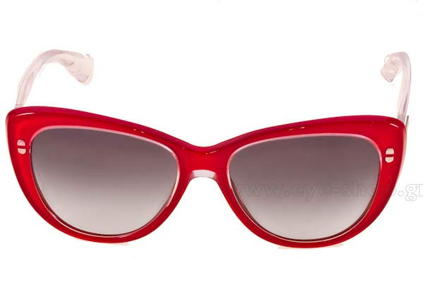 f505343a81d2 Frame Color:Red - Lenses Color:gray gradient organic. Dolce Gabbana ...