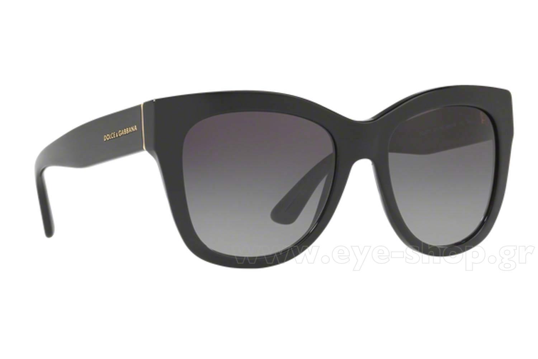 5b56a9b1c DOLCE GABBANA 4270 501/8G 55 | SUNGLASSES Women EyeShop