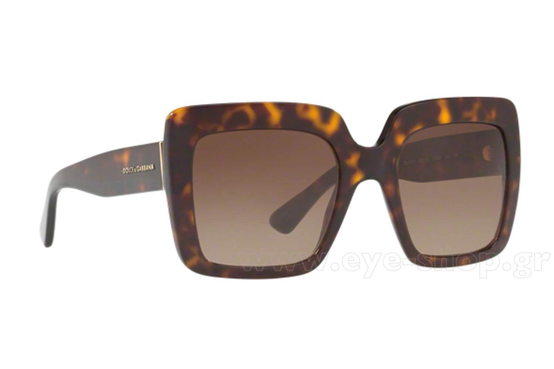 377f0c59975f SUNGLASSES Dolce Gabbana 4310 502 13