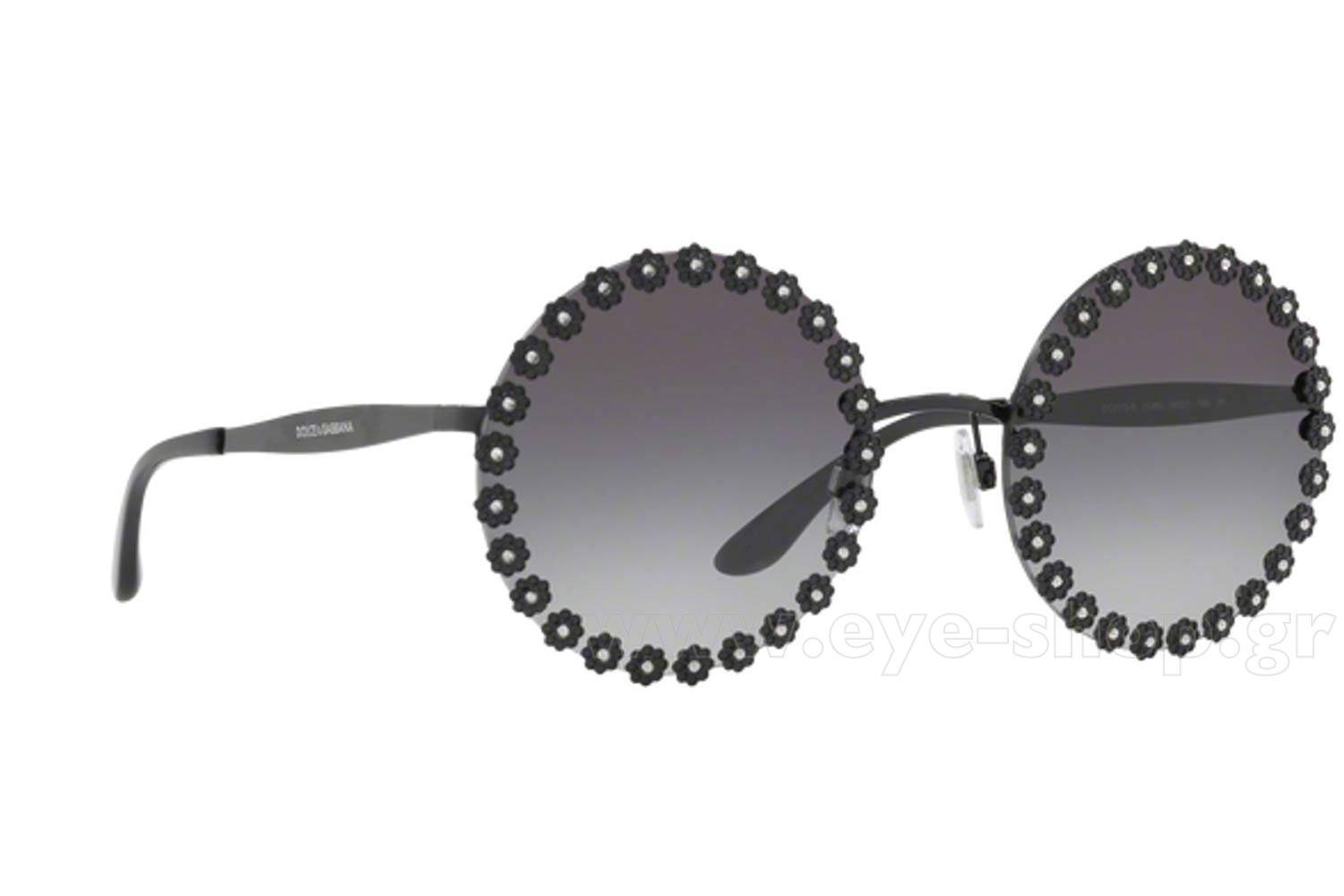 519ad7281c91 DOLCE GABBANA 2173B 01/8G 56 | SUNGLASSES Women EyeShop