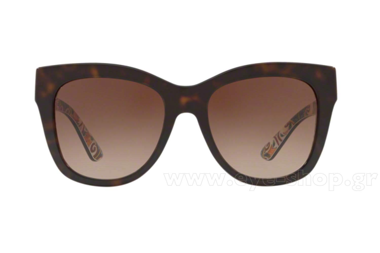 a8b491c07 DOLCE GABBANA 4270 317813 55 | SUNGLASSES Women EyeShop