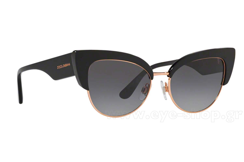 25a02456fa998 SUNGLASSES Dolce Gabbana 4346 501 8G