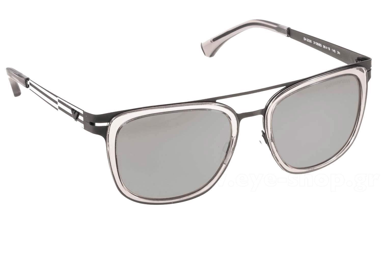 1e5fe696f1330 Men Sunglasses Emporio Armani 2030 31066G - size 56