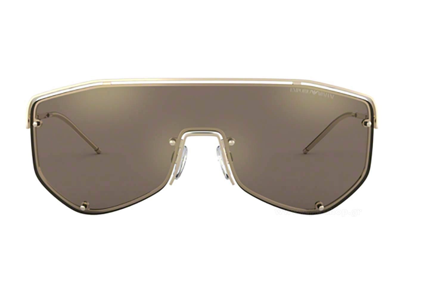 3719e9ee230e EMPORIO ARMANI 2072 30135A 39 | SUNGLASSES Men 2019 EyeShop