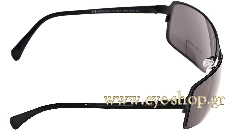 SUNGLASSES GIORGIO ARMANI 699 003P9 Men 2015 EyeShop ...