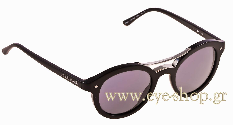 2a896270f77a GIORGIO ARMANI 8007 5001R5 46 | SUNGLASSES Men EyeShop
