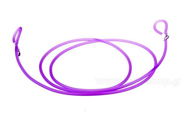 Grippy model Thinrubber Solo color Violet Trans Matte