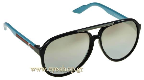 Kanye-Westwearing sunglasses Gucci1627