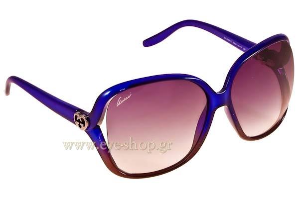 Denis-Richardswearing sunglasses Gucci3500