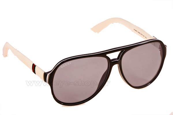 Lewis-Hamiltonwearing sunglasses GucciGG 1065