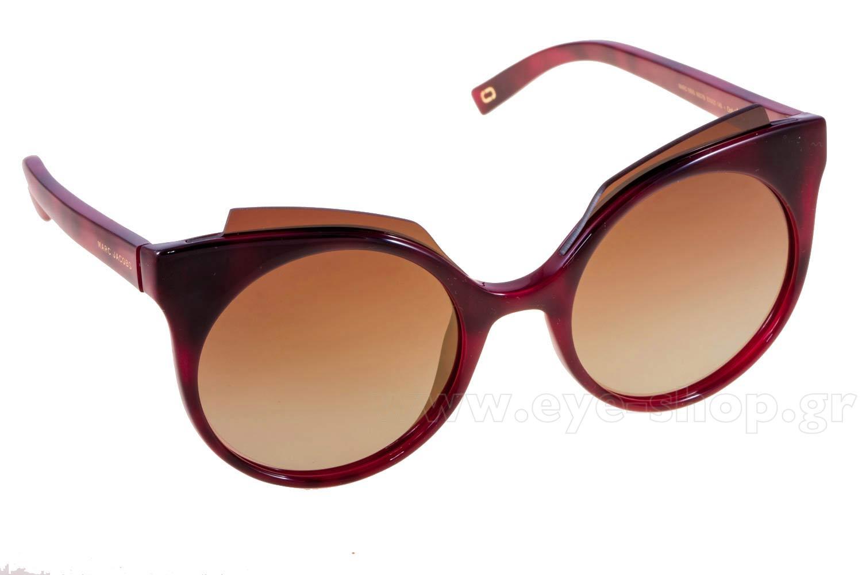 9aacedb50ebd MARC JACOBS MARC 105 S N8S7B RED HVNA 53 | SUNGLASSES Women EyeShop