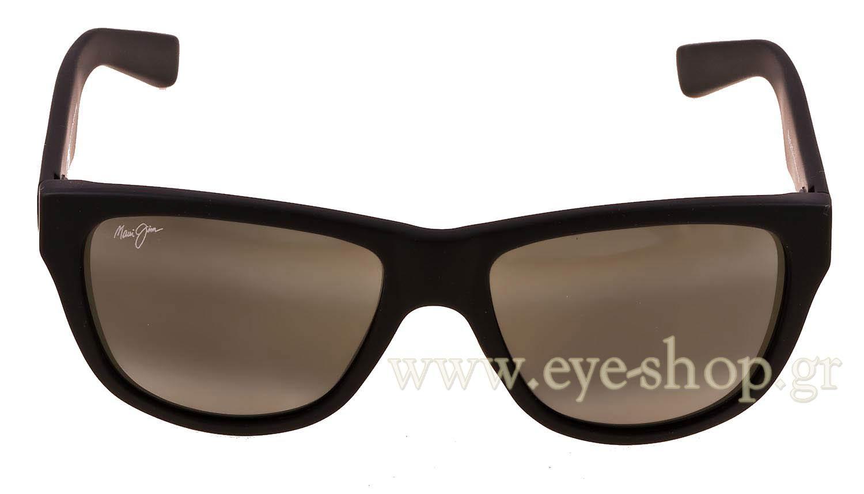 700eb48a1701 MAUI JIM MAUI CAT III 209-2M - MAUIEVO 54   SUNGLASSES Unisex EyeShop