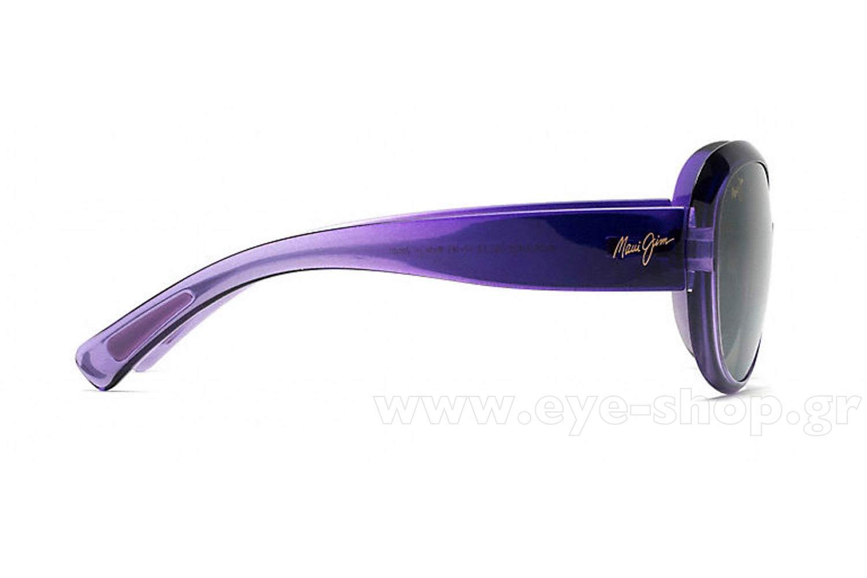 caac6f36b8 Maui Jim model NAHIKU color GS436-28C Purple Fade Grey Polarized