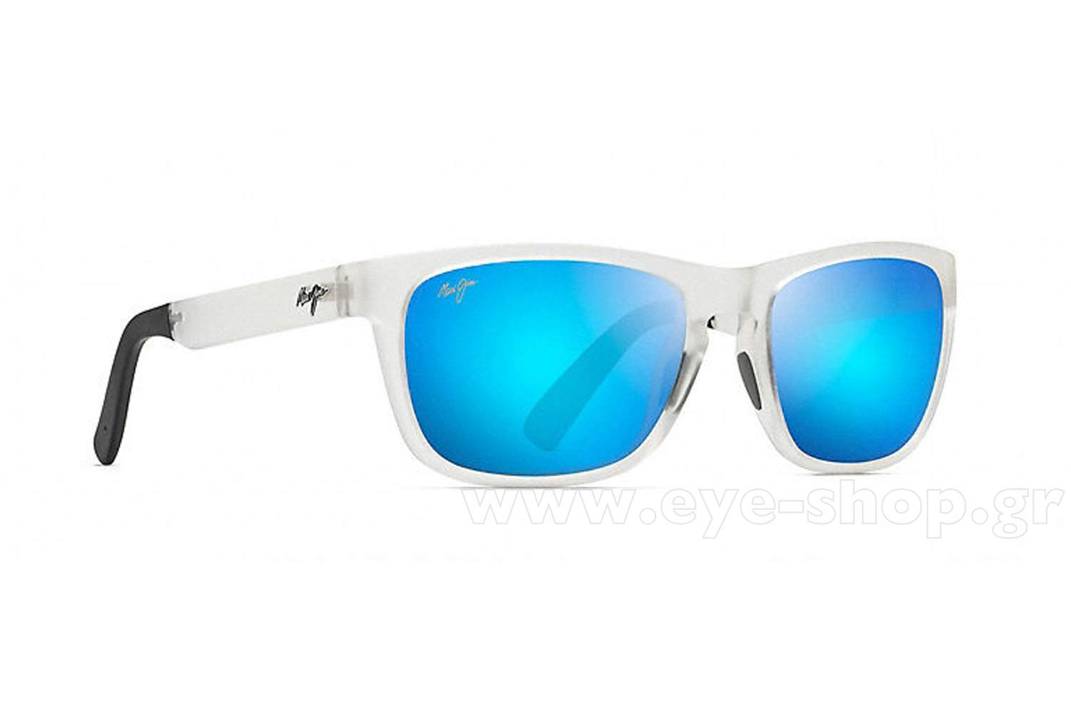 27582a186425 SUNGLASSES Maui Jim SOUTH SWELL B755-05CM Blue Hawaii Sthin Glass Polarized  plus