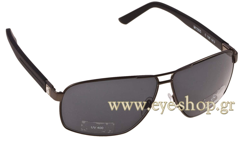 Mercedes benz m1005 c 64 sunglasses men eyeshop for Mercedes benz glasses