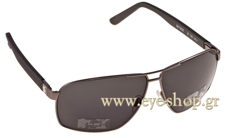 Sunglasses mercedes benz m1005 b 64 men 2017 eyeshop ver1 for Mercedes benz glasses