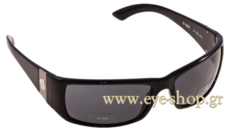 Mercedes benz m3006 a 135 sunglasses men eyeshop for Mercedes benz glasses