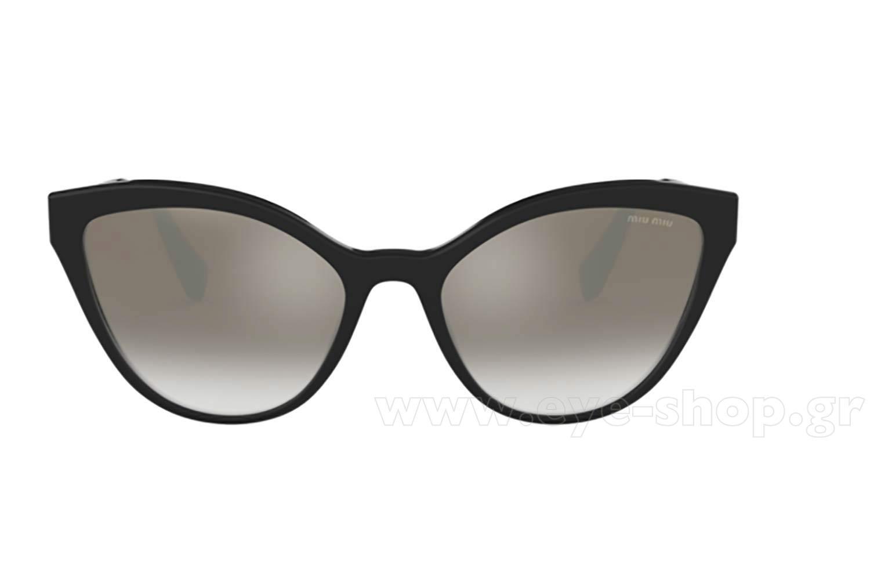 Eyeshop 55 Miu 1ab5o0 2019 03us Sunglasses Women YECEwvq