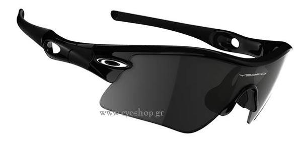 aad4bf41a2 Sunglasses Oakley RADAR ® RANGE ™ 9056 09-664 2nd mask Black Iridium  Polarized