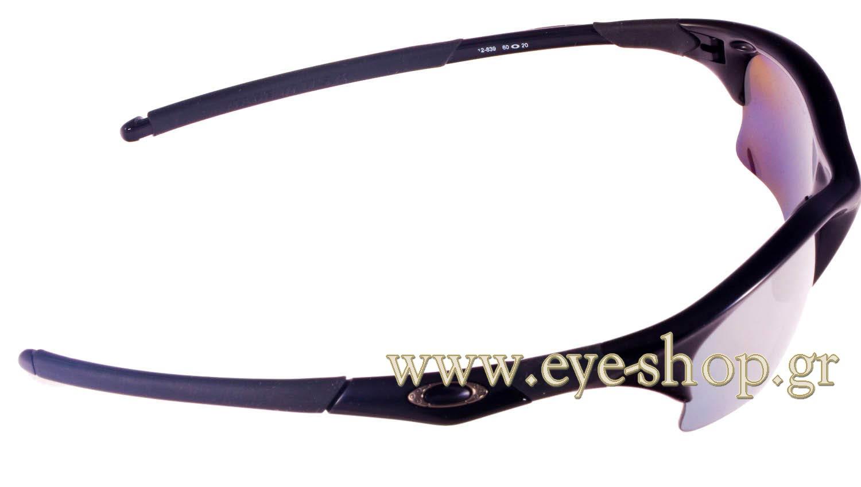20983f75ac Oakley model Half Jacket XLJ color 9020 - 12-839 black iridium polarised