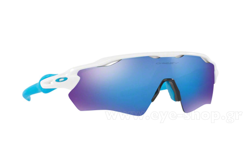 6a10106f636 SUNGLASSES Oakley Junior RADAR EV XS PATH 9001 01 White Sapphire Iridium